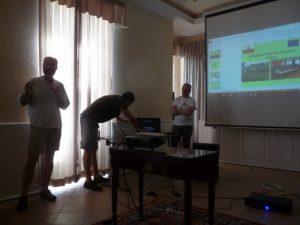 Projektové setkání Visegrádské čtyřky