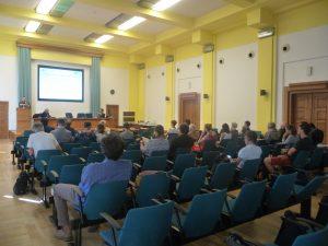 Sociální zemědělství v Evropě, Mezinárodní seminář